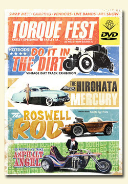 Torquefest 2010 (hot rod DVD)