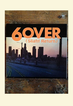 6 Over Slight Return DVD Video Front Cover