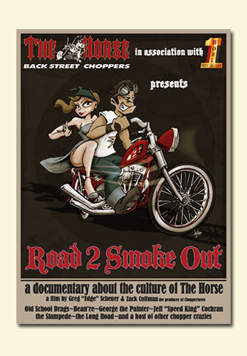 Road 2 Smoke Out DVD