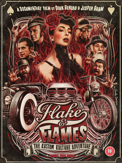 Flake and Flames (watch full movie)