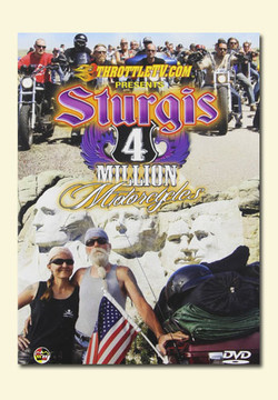 4 Million Motorcycles - Sturgis (full movie download)