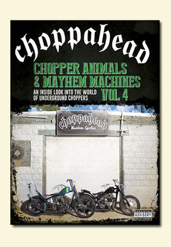 Choppahead Vol. 4 (motorcycle DVD)