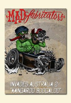 Mad Fabricators DVD Australia Vol 2