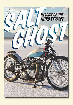 The Salt Ghost: Return of the Nitro Express (Full Movie Download)