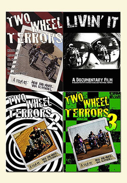 Two Wheel Terrors Download Combo (4 full movies)