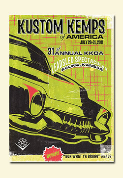 Kustom Kemps of America KKOA 2011 (full movie download)