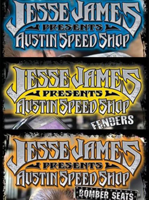 Watch Jesse James Austin Speed Shop Bundle (3 movies)