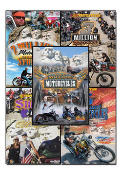 Sturgis Download Combo - 5 movies!