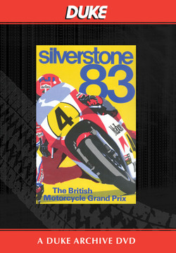 Bike Grand Prix 1983 - Britain Duke Archive
