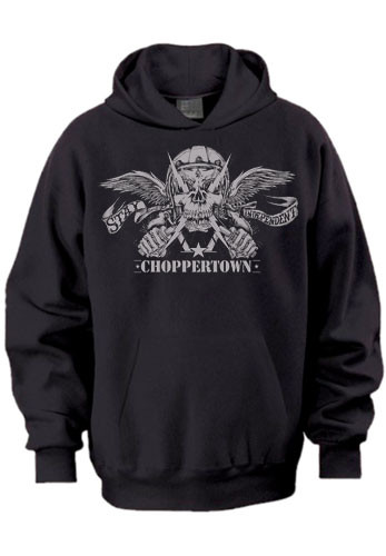 Choppertown 'Stay independent' Hoodie