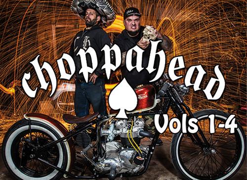 Watch Choppahead Vols 1-4 (download full movies)