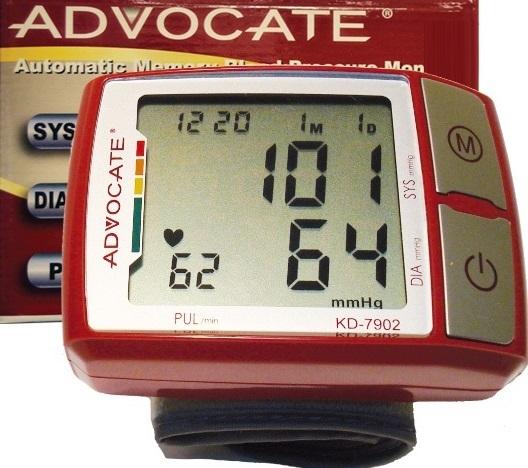 Advocate Wrist Monitor