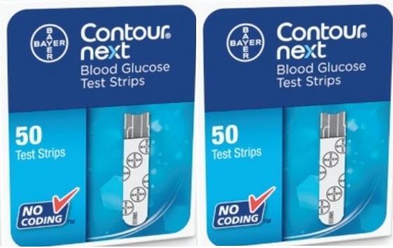 Strips Bayer test