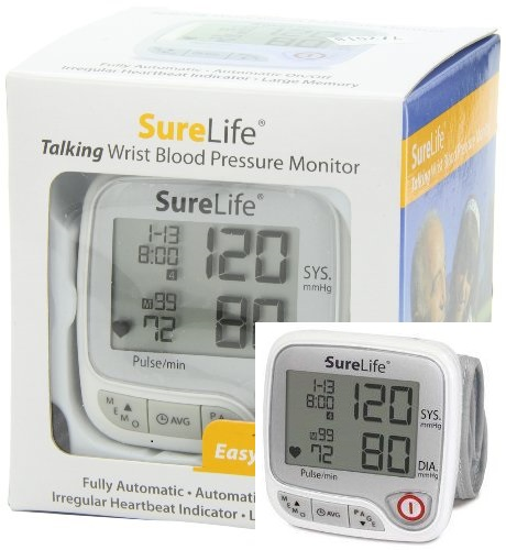 Surelife Talking BP monitor