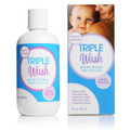 Triple Wash® Diaper Rash Care, 8 oz.