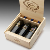 2016 Cobalt Cabernet Sauvignon - 3 bottle wood crate