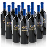 2012 Cobalt Cabernet 12 bottle case