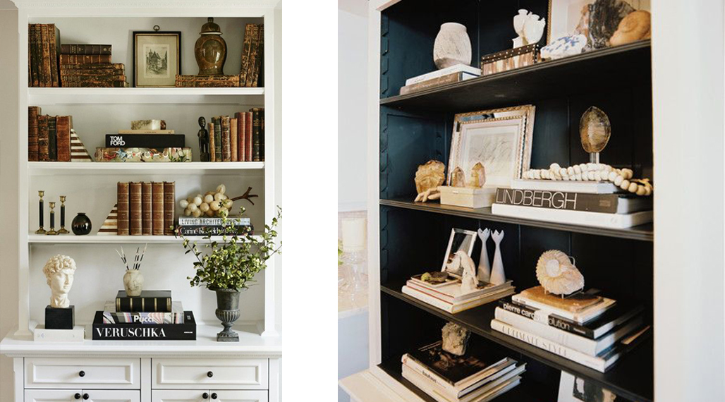 7 Tips For Styling Your Bookshelf