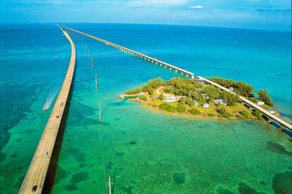 7 Mile Bridge en-route to Key West