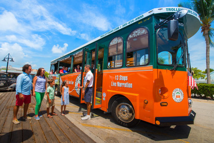 Trolley Tour of Key West