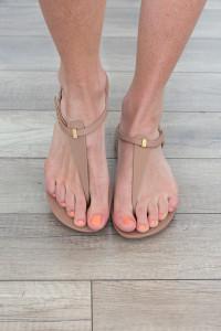 Ipanema Lenny Desire Sandals - Tan