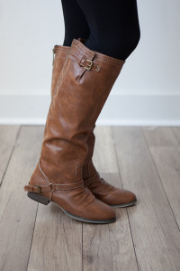 Outlaw Boots - Tan - FINAL SALE