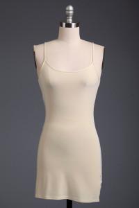 Sleeveless Dress Slip - Nude