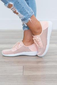 Kick Start Sneakers - Pink - FINAL SALE