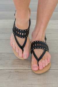 Sunny Days Sandal - Black