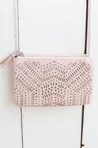 Diecut Crossbody - Blush