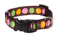 Sorbet Dog Collar-Sorbet Dot