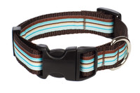 York Stripe Dog Collar-Sophie