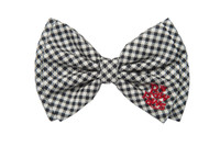 Southern Charm Collection - Checks Midnight - Bow Tie
