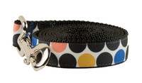 Geo Dog Leash - Round About Spheres