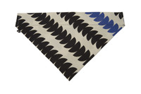 Geo Collection - Flipped Semicircles - PawKerchief