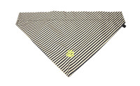 Southern Charm Collection - Midnight Stripe - PawKerchief