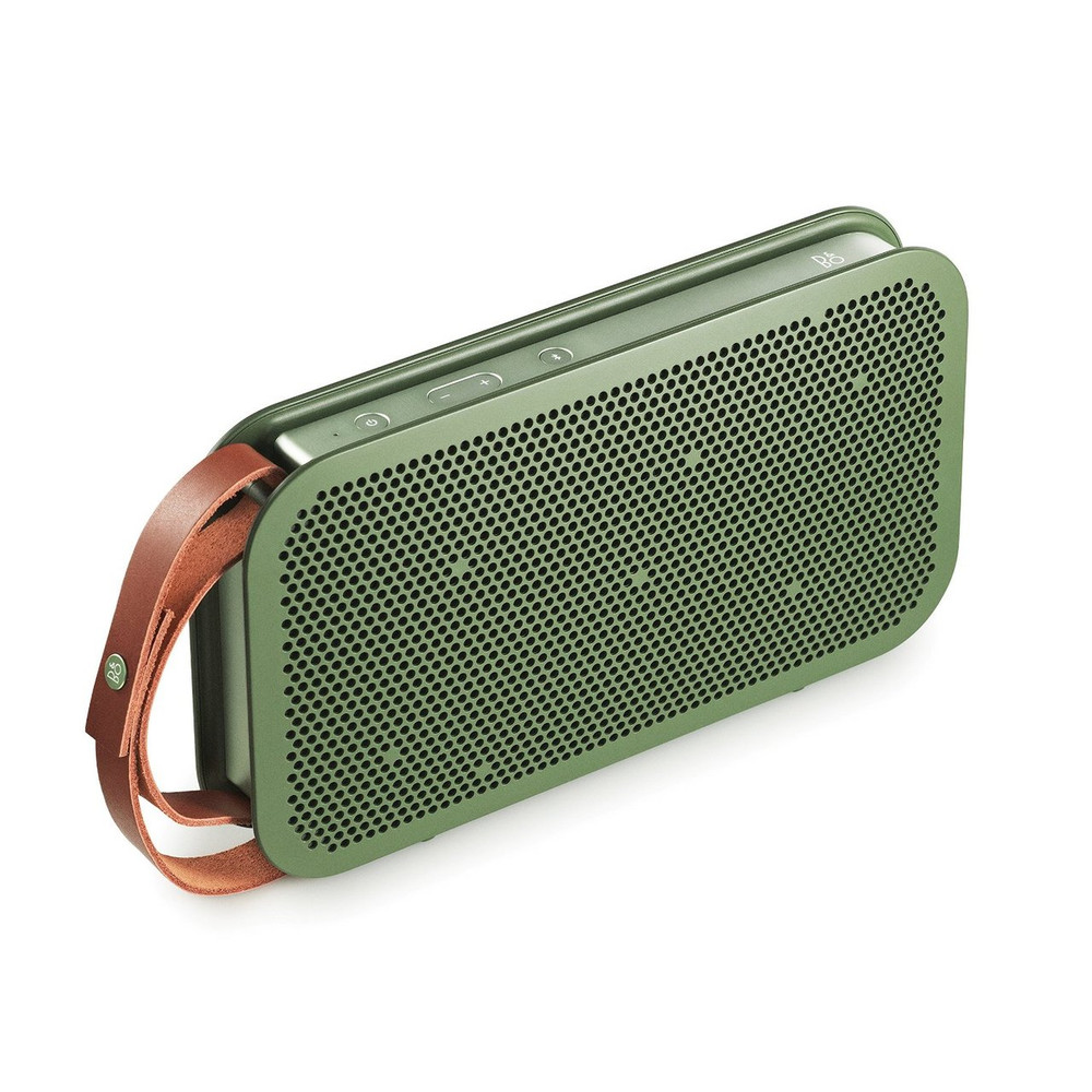 Joystick Bluetooth Seisa B O Beoplay P2 Portable Bluetooth Speaker Best Fm Bluetooth Transmitter For Older Cars Km19 Mag Mount Insignia Portable Bluetooth Speaker Ns Cspbt03: Bang & Olufsen BeoPlay A2 Speaker (Green)