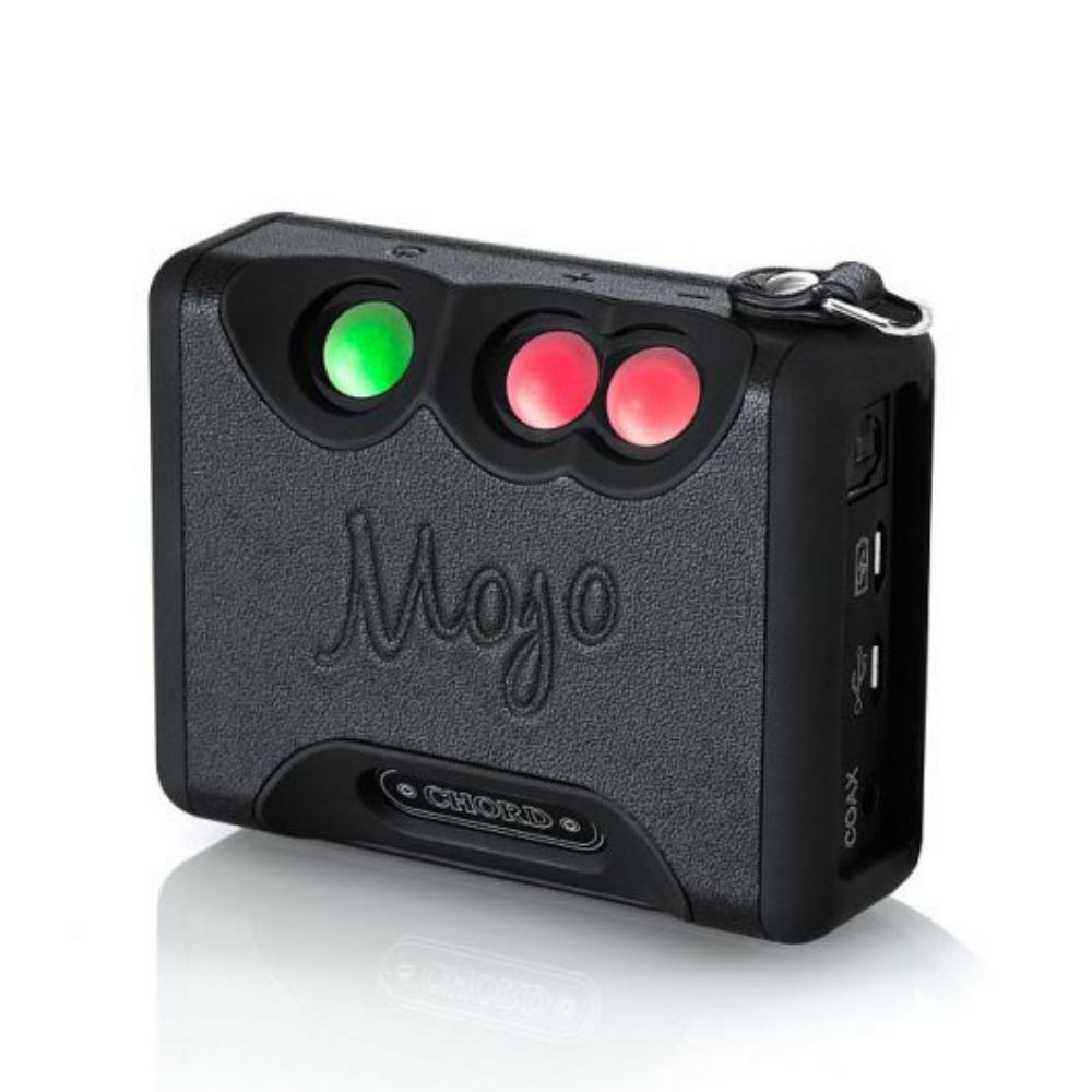 Noise cancelling earbuds orange - Chord Mojo Amp/DAC Review
