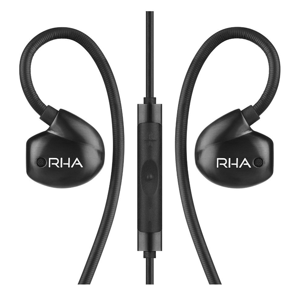 RHA T20i High Resolution In Ear Earphones | RHA Singapore ...