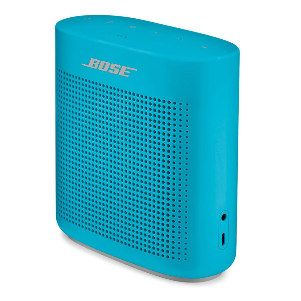 Bose SoundLink Color Bluetooth Speaker II (Blue) | BOSE Speakers ...