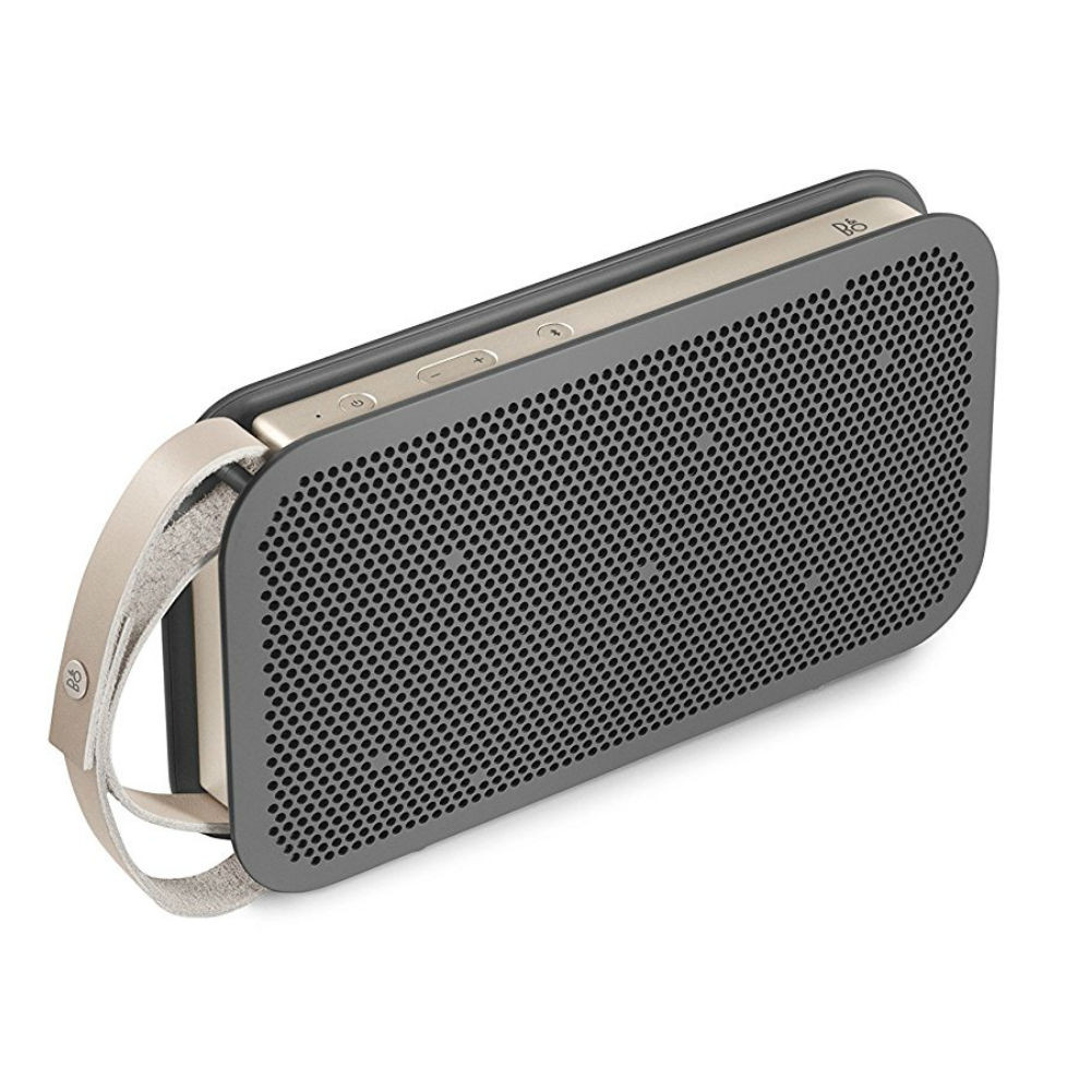 bang olufsen beoplay a2 active wireless speaker charcoal grey b o play singapore. Black Bedroom Furniture Sets. Home Design Ideas