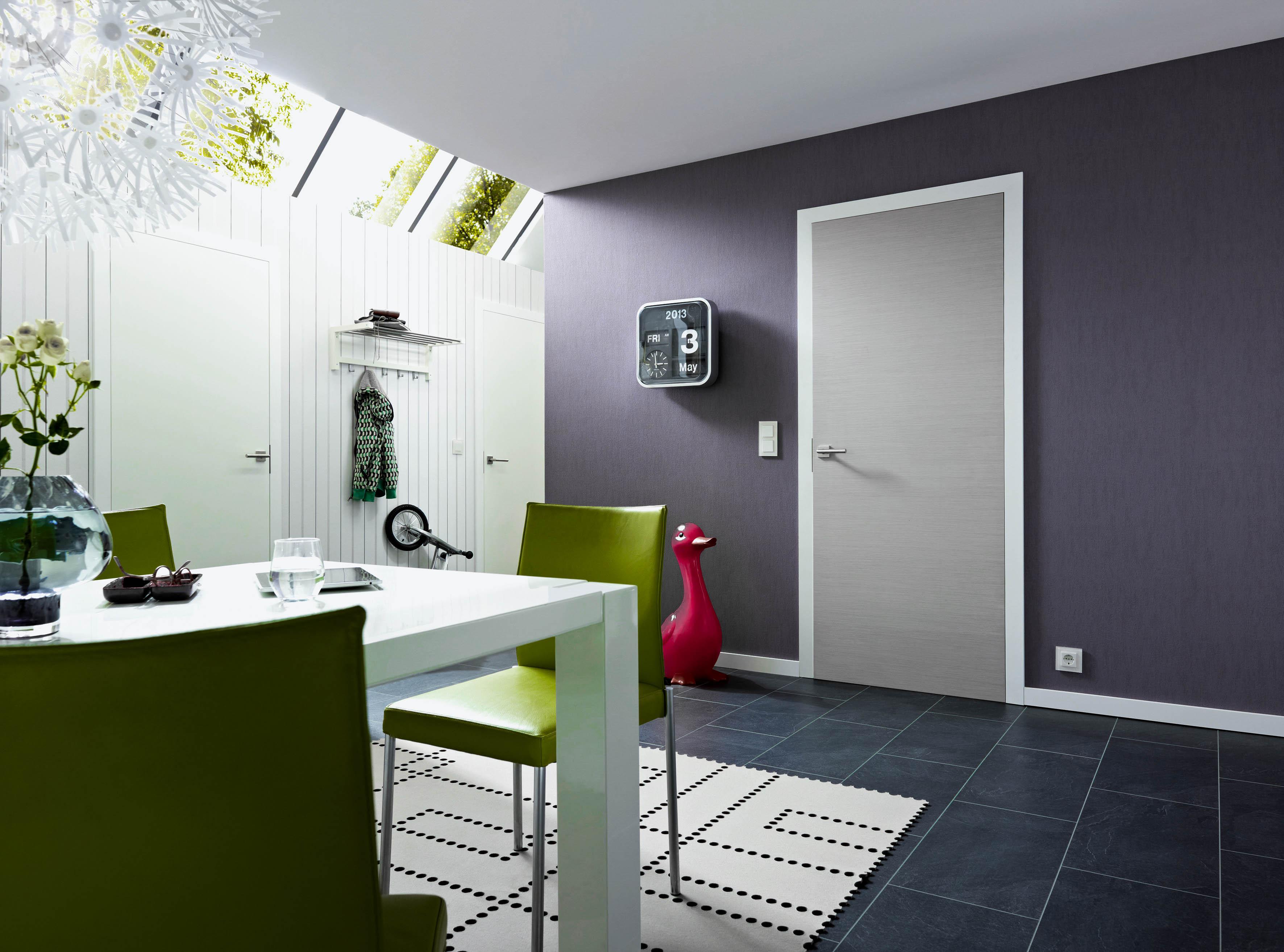 Grey Interior Doors