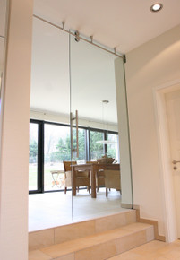 Modern Barn Door Hardware - MWE Twin