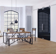 Modern Barn Door Hardware - MWE Purist