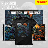 A Breach of Silence - Catalog Bundle 3 (2CD + Poster + TDR Tee)