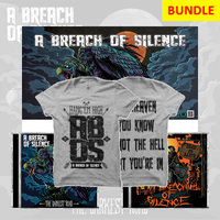 A Breach of Silence - Catalog Bundle 4 (2CD + Poster + Hang 'Em High Tee)