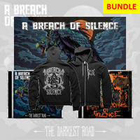 A Breach of Silence - Catalog Bundle 7 (2CD + Poster + Zip-up Hoodie)