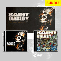 Saint Diablo - Catalog Bundle 3 (2CD + Poster)