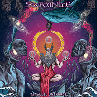 SiXforNinE - Parallel Universe (CD digipack)