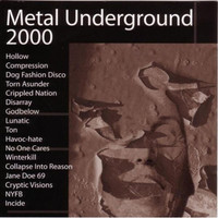 Various Artists - Metal Underground 2000 (CD)